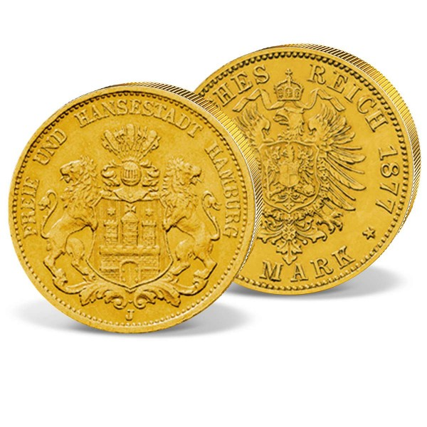 5 Goldmark Hamburg 1877 DE_1570177_1