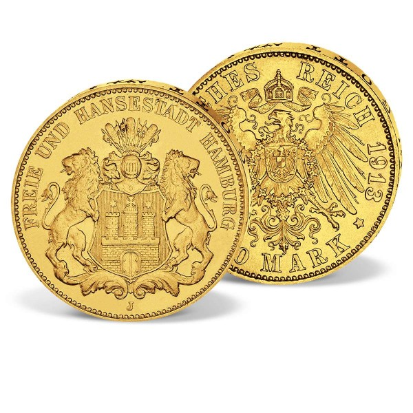 20 Goldmark Hamburg 1893-1913 DE_1570144_1