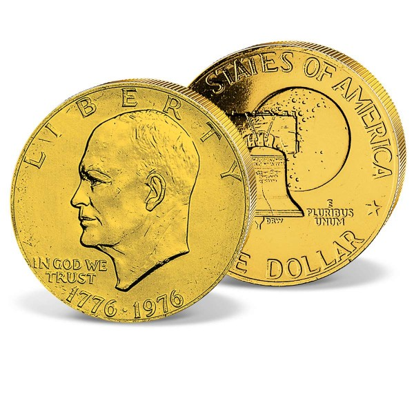 One Dollar USA  Eisenhower DE_2539720_1